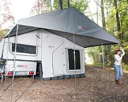 Campwerk Zeltanhänger